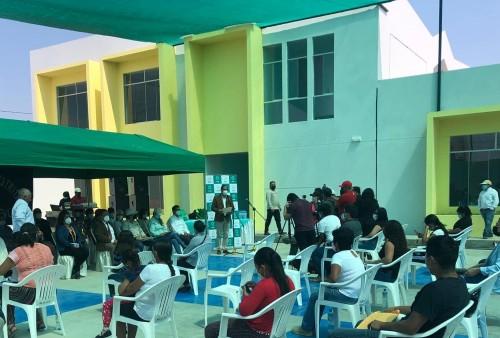 centro educativo N°81904 - Los Parques