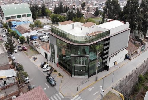 Centro de Gestión de Seguridad Ciudadana – Santiago de Cusco